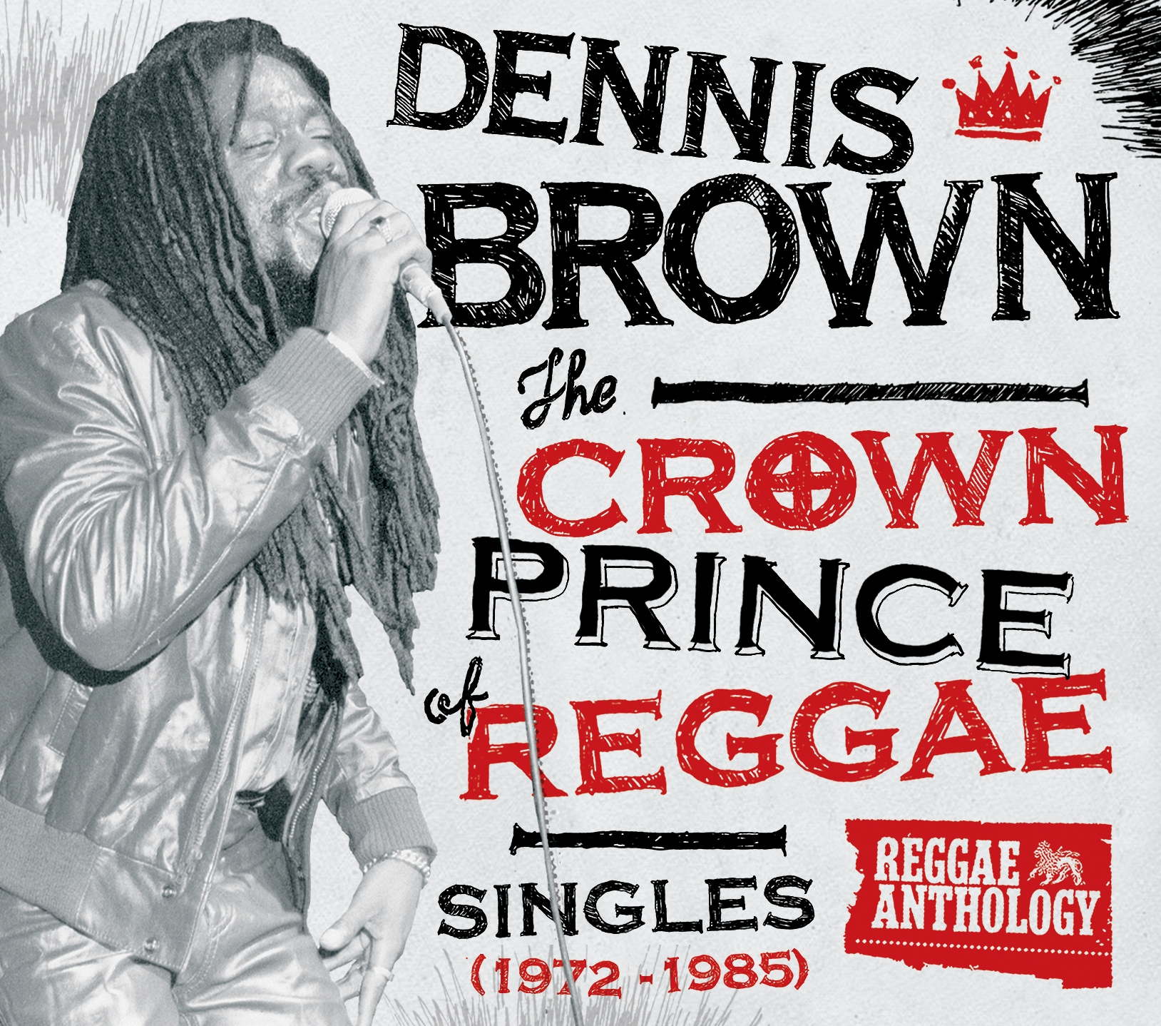 Dennis Brown And Gregory Isaacs Let Off Sup M