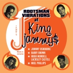 Rootsman Vibrations At King Jammys - Artwork