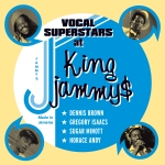 Vocal Superstars At King Jammys - Artwork