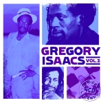 Gregory Isaacs - Reggae Legends vol.2 - artwork