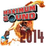 MAX SOUND 2K14 COVER