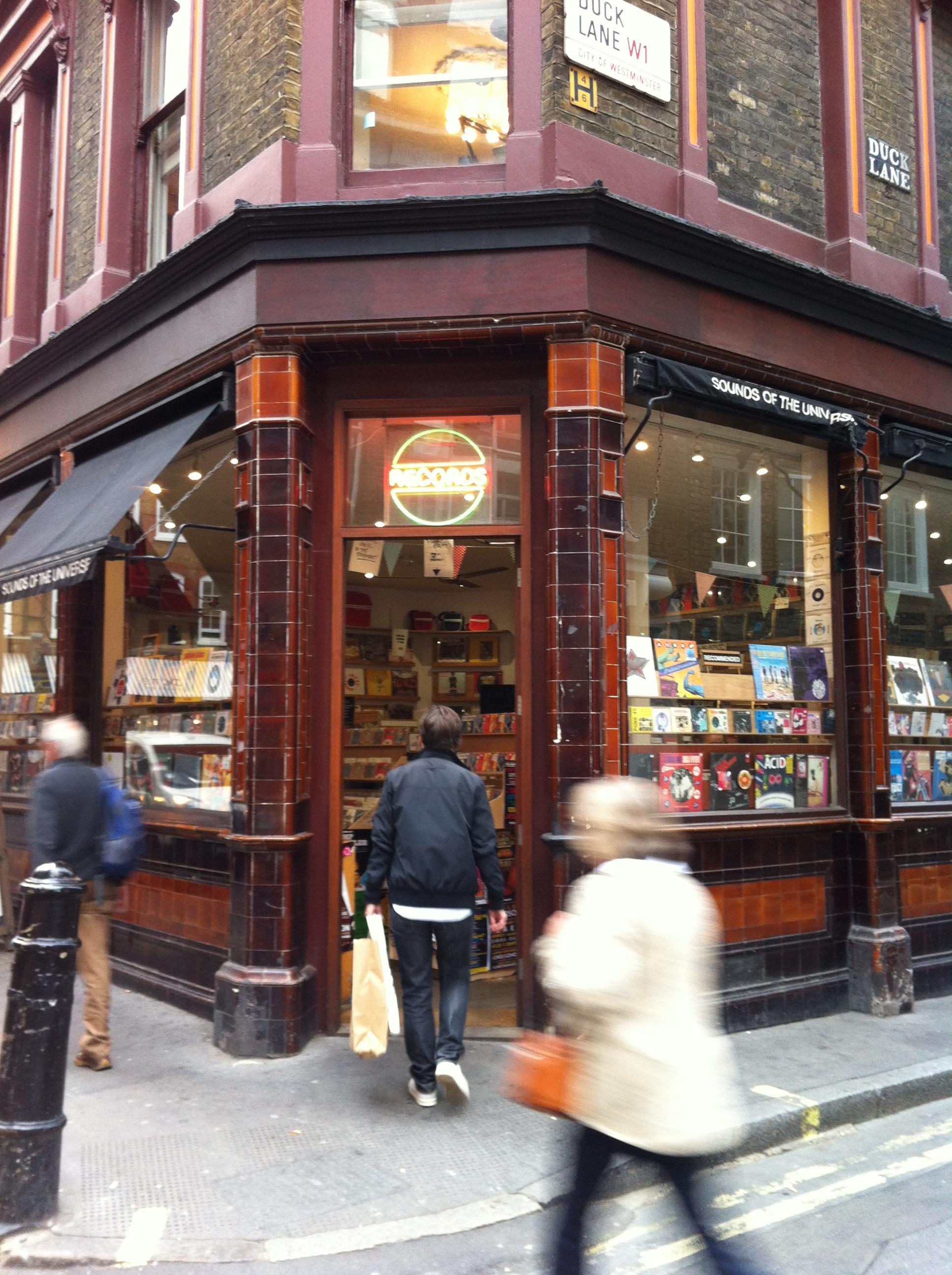 Record Stores In London Reggaemani