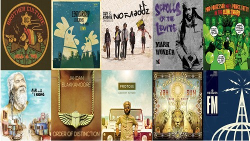 The ten best reggae albums 2015 so far