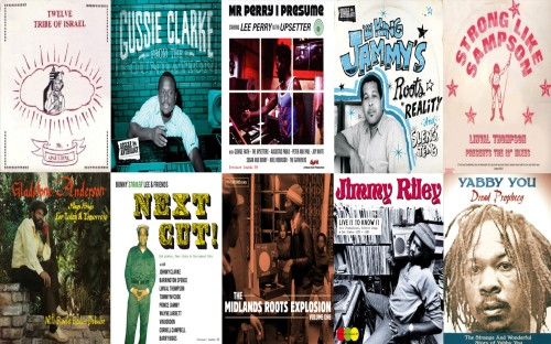 Top ten reissues